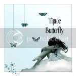 Tiptoe Butterfly