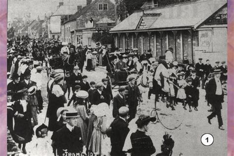 FROME Past Carnivals