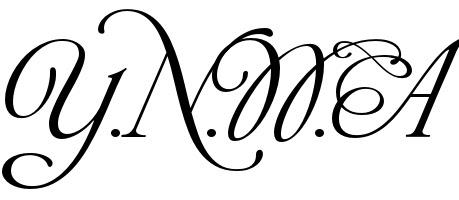 Ynwa Tattoo Font