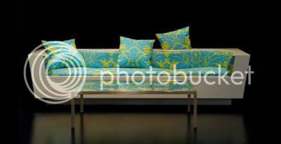 Coach desert sofa 2
