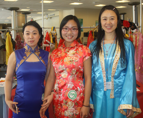 Fashion at Chinese Lunar New Year at CSU