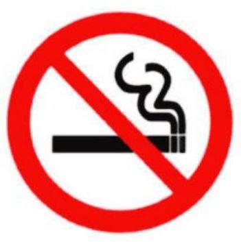 No al tabaco