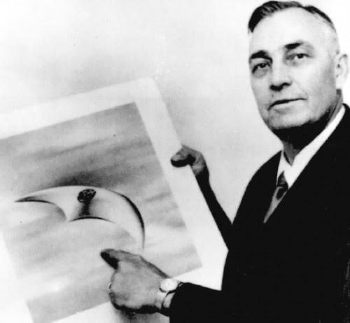 Risultati immagini per arnold ufo