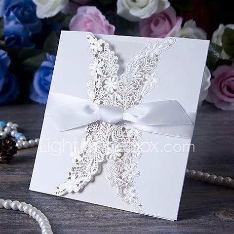 Personalized Tri Fold Wedding Invitations Invitation Cards