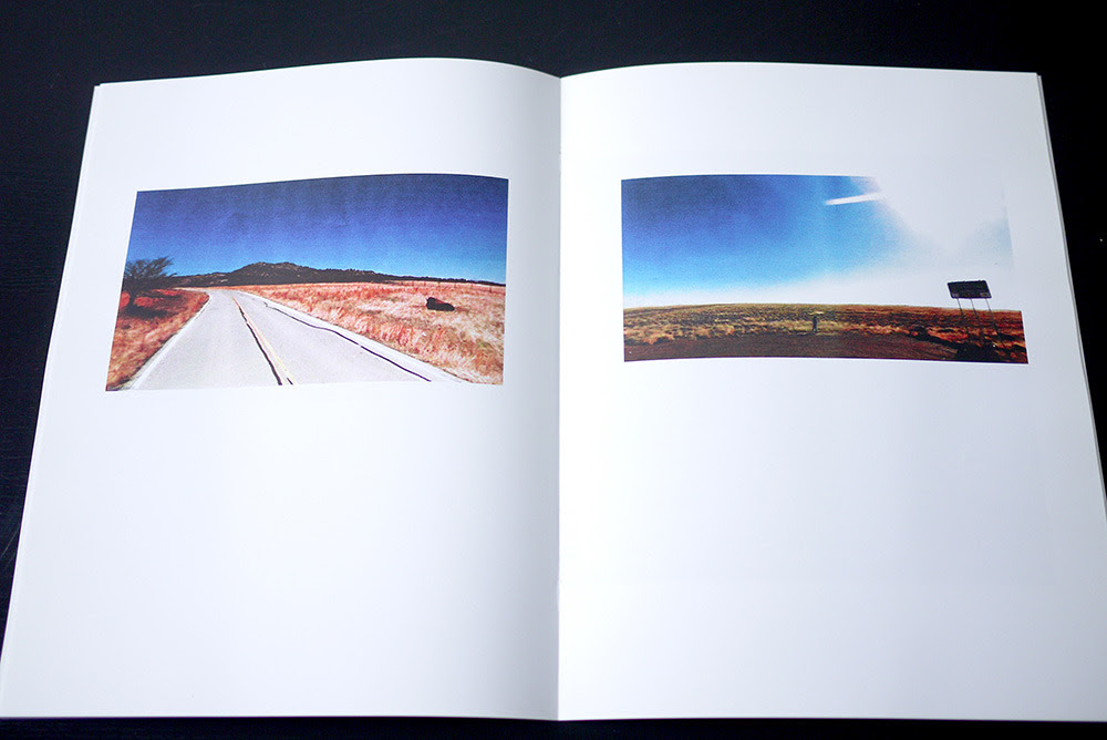 Rafman, Jon. Sixteen Google Street Views.  Golden Age, 2009, 20 pages. Edition of 100.