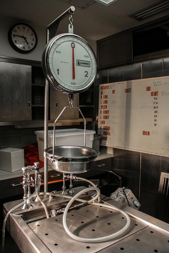 The Morgue Forest Park Hospital Saint Louis © 2014 sublunar