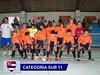 Estadual de futsal – Prata: Sub 13 do Nacional aplica goleada histórica em Leme