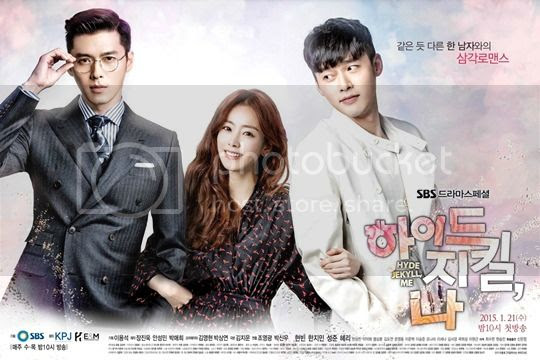 Drama korea yang memberi manfaat, Drama korea yang best ditonton, Pinochio, Its ok its love, Hyde, Jekyll and Me, Kill Me Heal Me, Descendant of the Sun