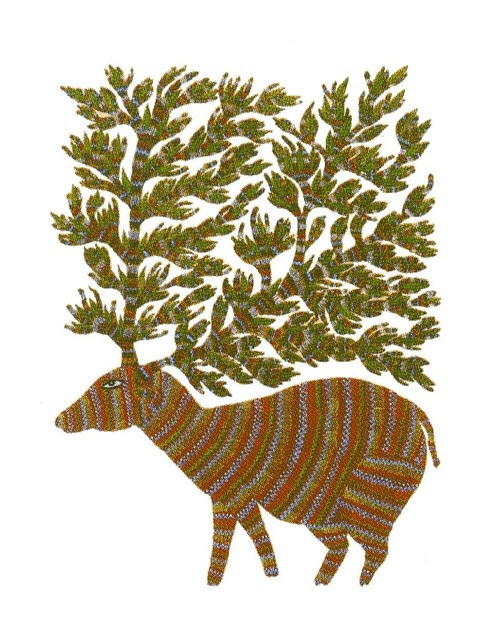 Signature - Patterns in Gond Art (Tara Books)  007