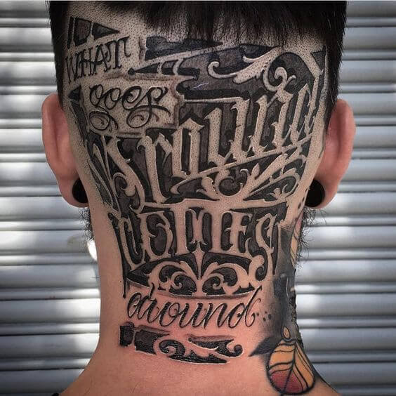 Tattoo Fonts Ideas for Men - Ideas and Designs for Guys