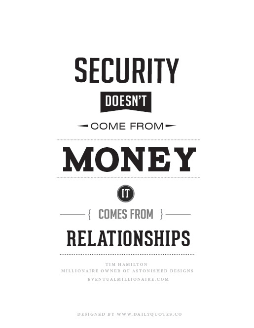 Quotes About Money Relationships 49 Quotes