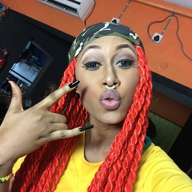 Cynthia Morgan Says She's Ready To Quit The Internet For Good! | Find out why