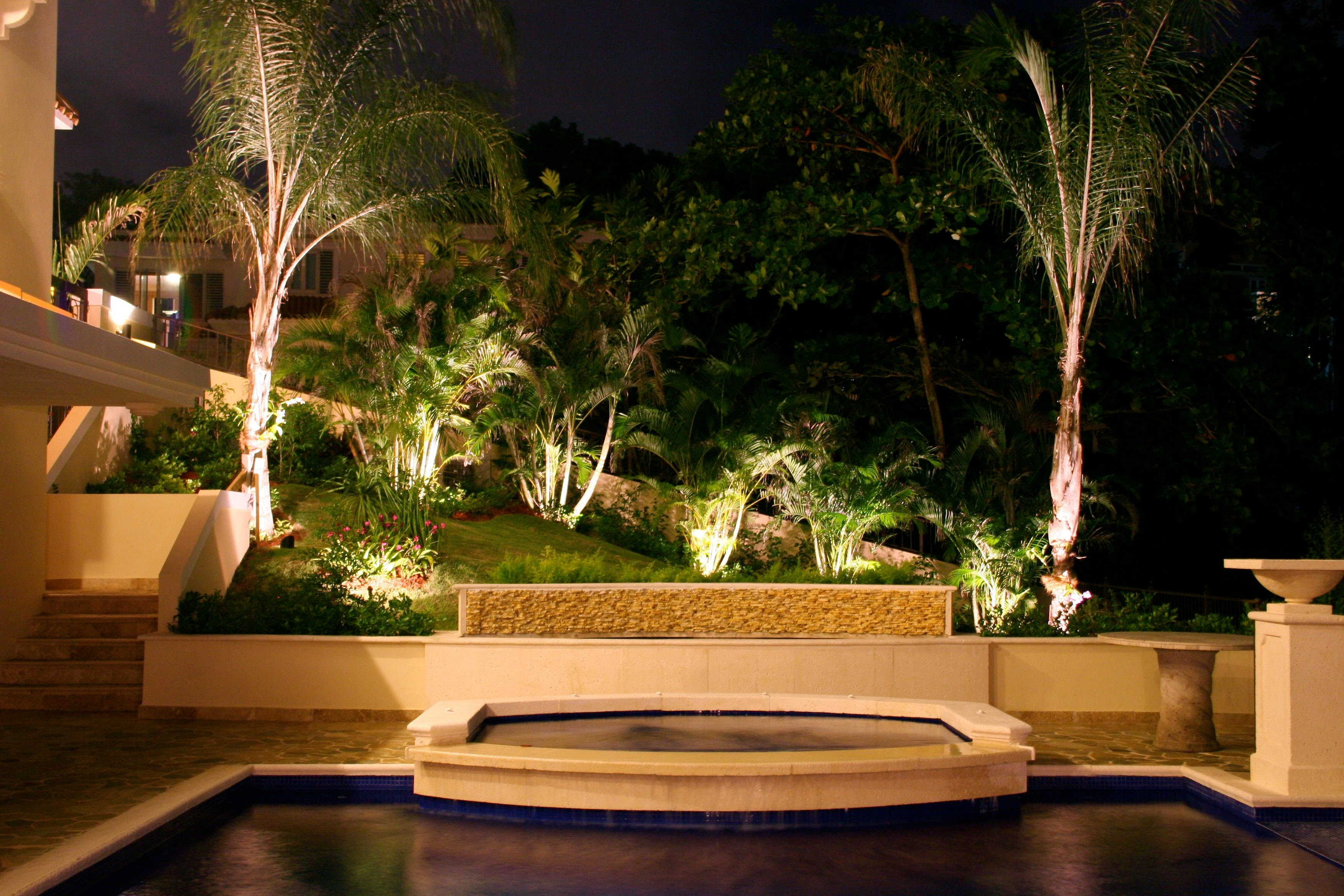 Outdoor Lighting Perspectives Of Clearwater Tampa Bay Exterior