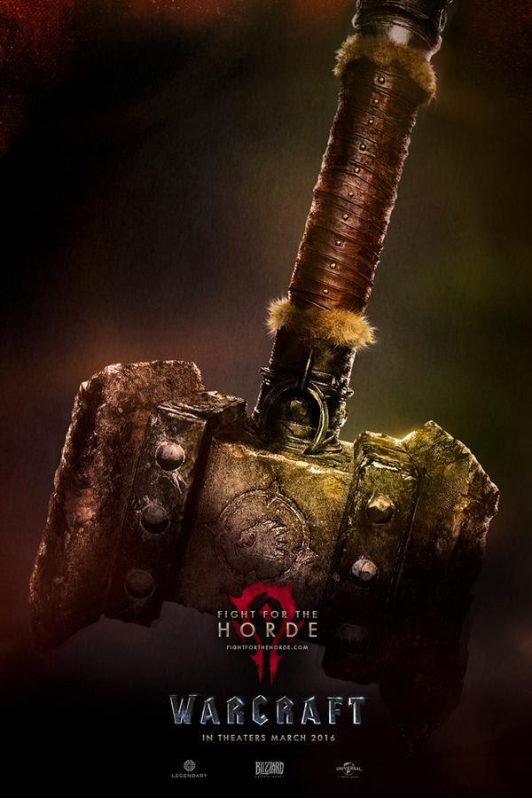 Poster Horda Warcraft