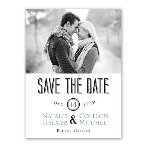 A Wedding Celebration Save the Date Card   Invitations By Dawn
