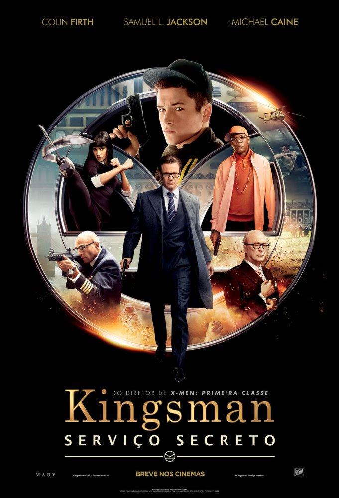 Kingsman: Serviço Secreto (2015)