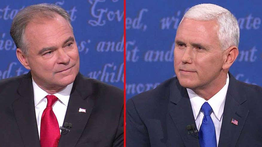 Pence Defeats Kaine In VP Debate