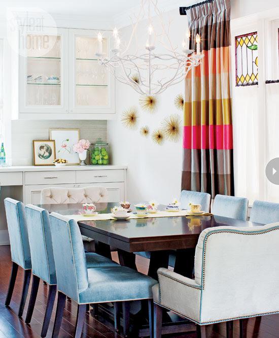 Estilo Na Luz Interior de Casa e casa da família animada 1
