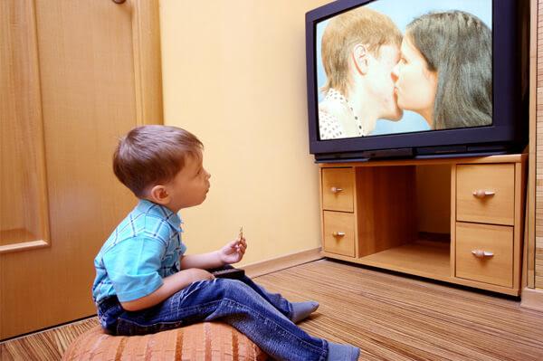 violencia en television