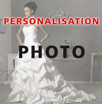 Personalisation: Photo   The Wedding Dress Specialists