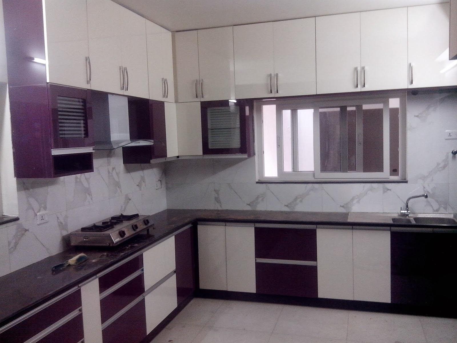 South Indian Modern Modular Kitchen