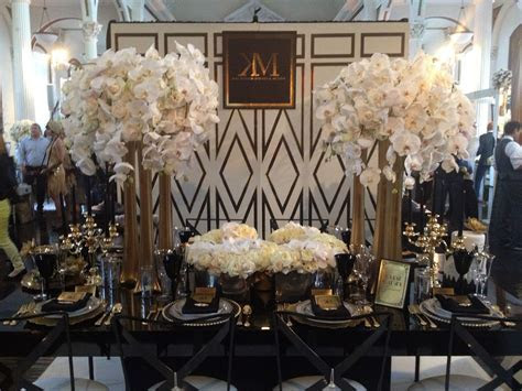 Great Gatsby Party Table Decorations ? OOSILE