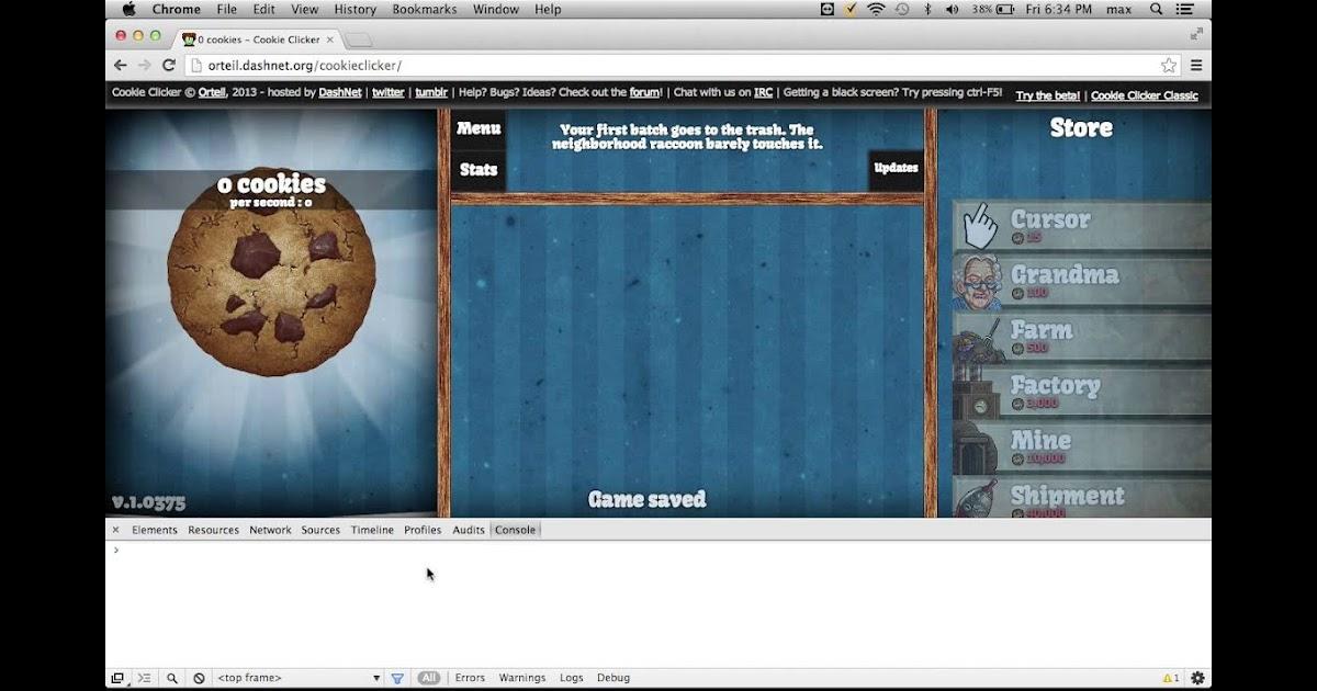 59 EASY TUTORIAL 0 COOKIES COOKIE CLICKER CHEATS EBOOK PDF