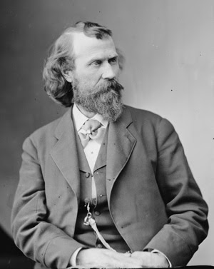 photo of Joaquin Miller from joaquinmiller.com.