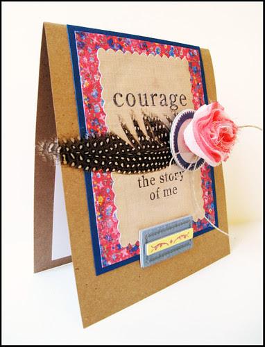 gcd challenge card courage 2