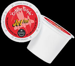 Jet Fuel Keurig Kcup coffee