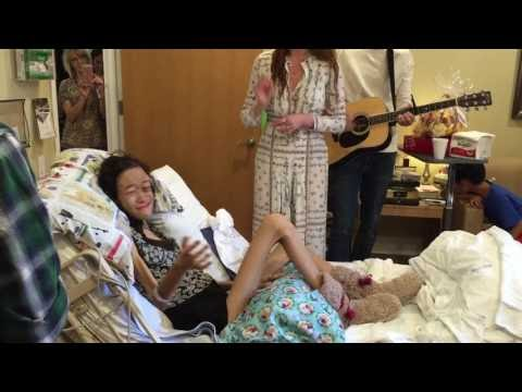 When Florence + the Machine sang for a terminal patient at her hospice