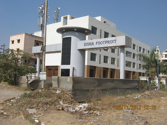 Eisha Foot-Print, Wakad, Pune 411 057