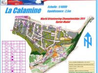 Map from Model event in Chambery