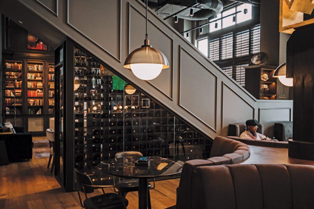 Cam Newton - Fellaship, a cigar bar-restaurant located ...