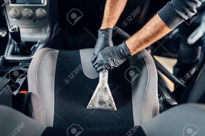 Car Interior Detailing Vacuum