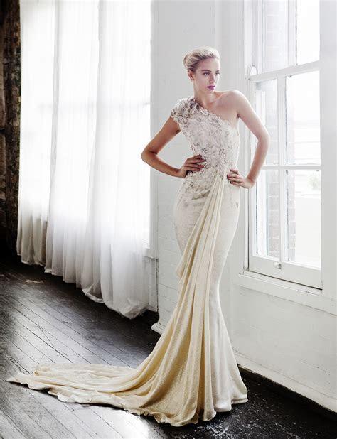 Gorgeous Steven Khalil Wedding Dresses 2013 Collection