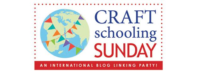 Craft Schooling Sunday
