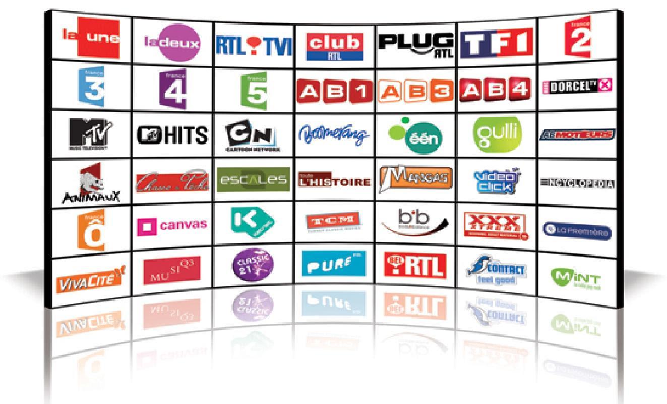"""Résultat de recherche d'images pour """"bouquet tv"""""""