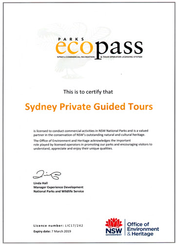 About Company 'Sydney Private Guided Day Tours'