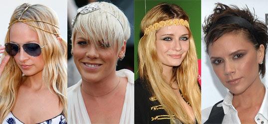 hair celebrity canada  short hair with headband dd8afa8a8c6