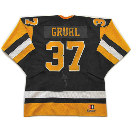 Pittsburgh Penguins 87-88 jersey, Pittsburgh Penguins 87-88 jersey