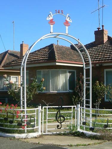 A Musical House in Ballarat