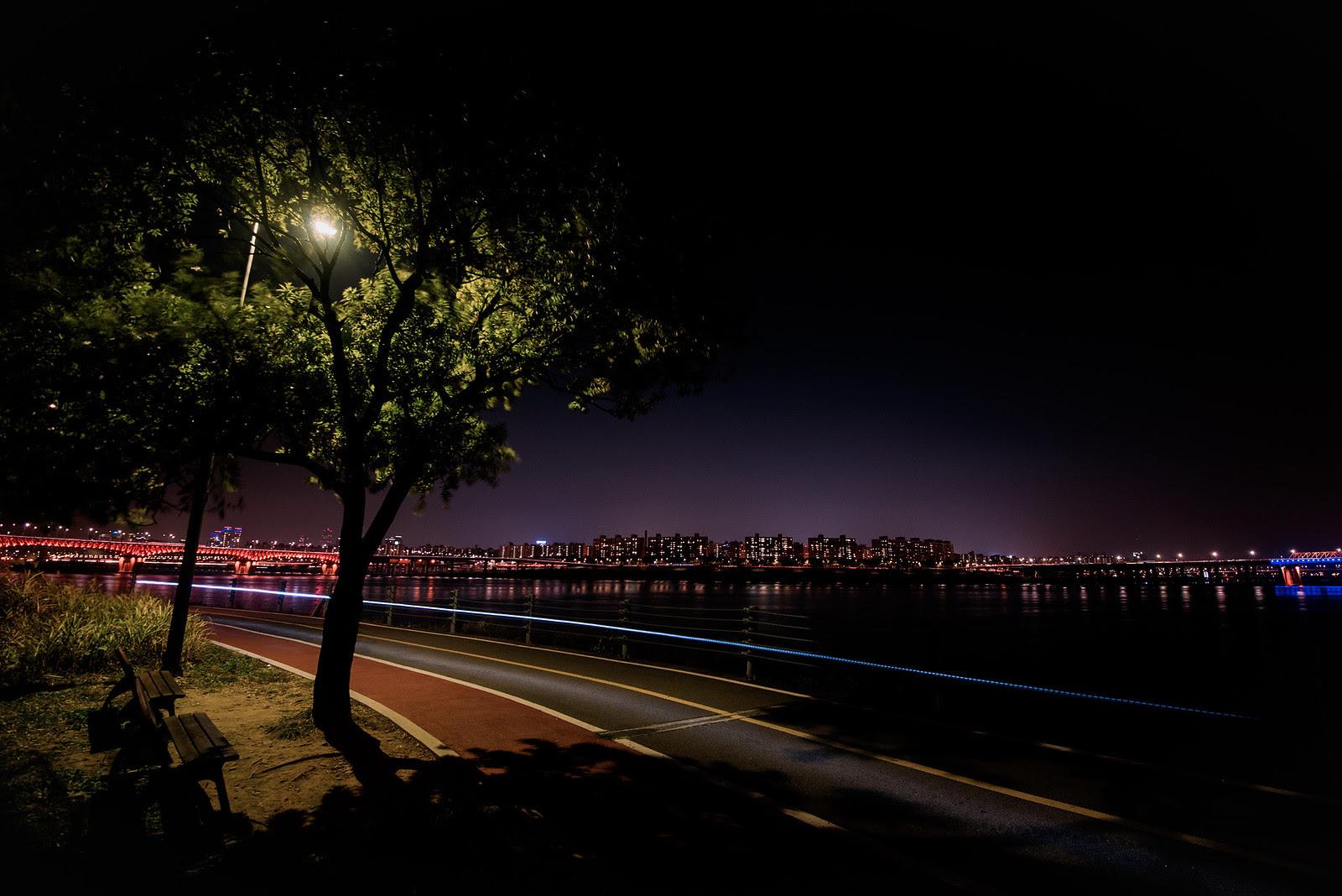 Lights on the Han River