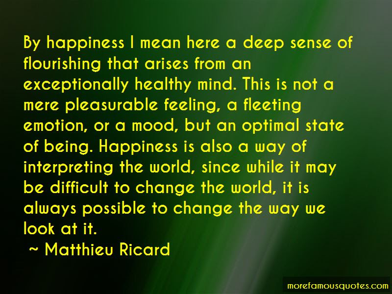 Quotes About Happiness Being A State Of Mind Top 5 Happiness Being