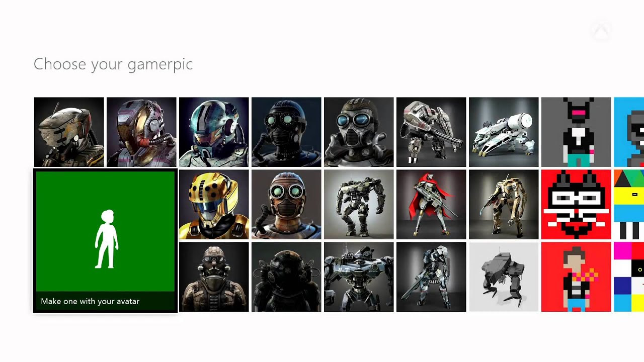 Xbox One Gamerpic Policies Detailed; 300 Options Available ...