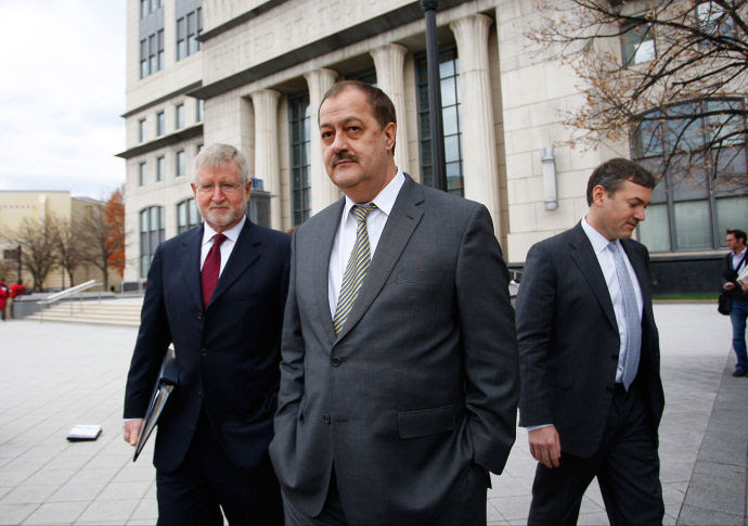 For those hoping for a harsher penalty for the West Virginia coal baron Don Blankenship, this week's compromise verdict was disappointing. But it was also a milestone.
