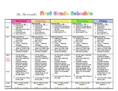 Fitting It All In: How to Schedule a Balanced Literacy Block for ...