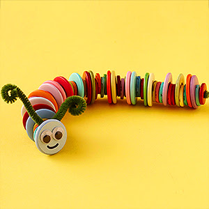 Button Caterpillar
