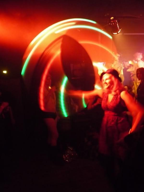 hula spin