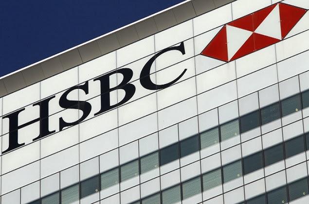 Fachada de edifício do HSBC, em Londres; Operação brasileira do banco foi comprada pelo Bradesco